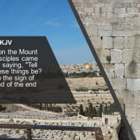 Should Christians Prepare For The Tribulation? Part 3: The Olivet Discourse